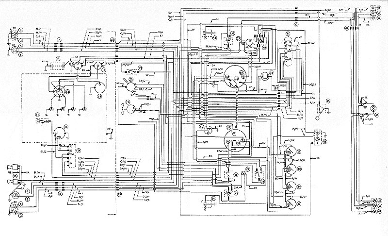 2 800 jaguar mk2 wiring diagram jaguar wiring diagrams instruction mk2 escort wiring diagram at bayanpartner.co