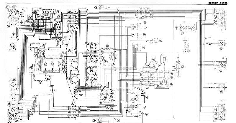 lhd800 escort mk1 wiring diagram diagram wiring diagrams for diy car mk2 escort wiring diagram at bayanpartner.co
