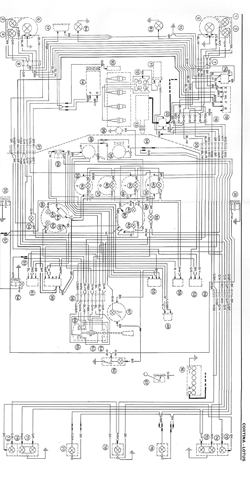 rhdmk2 lotus cortina wiring diagrams ford escort mk2 wiring diagram pdf at bakdesigns.co
