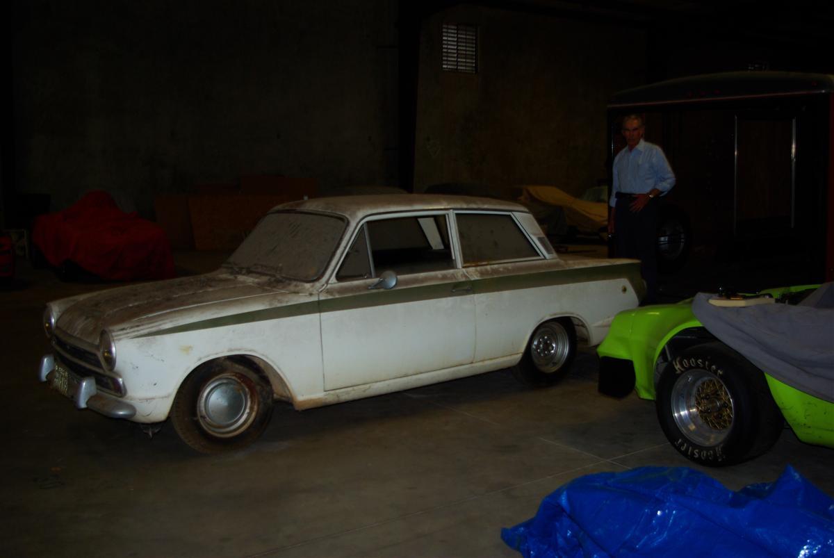 new street version 1966 Mk